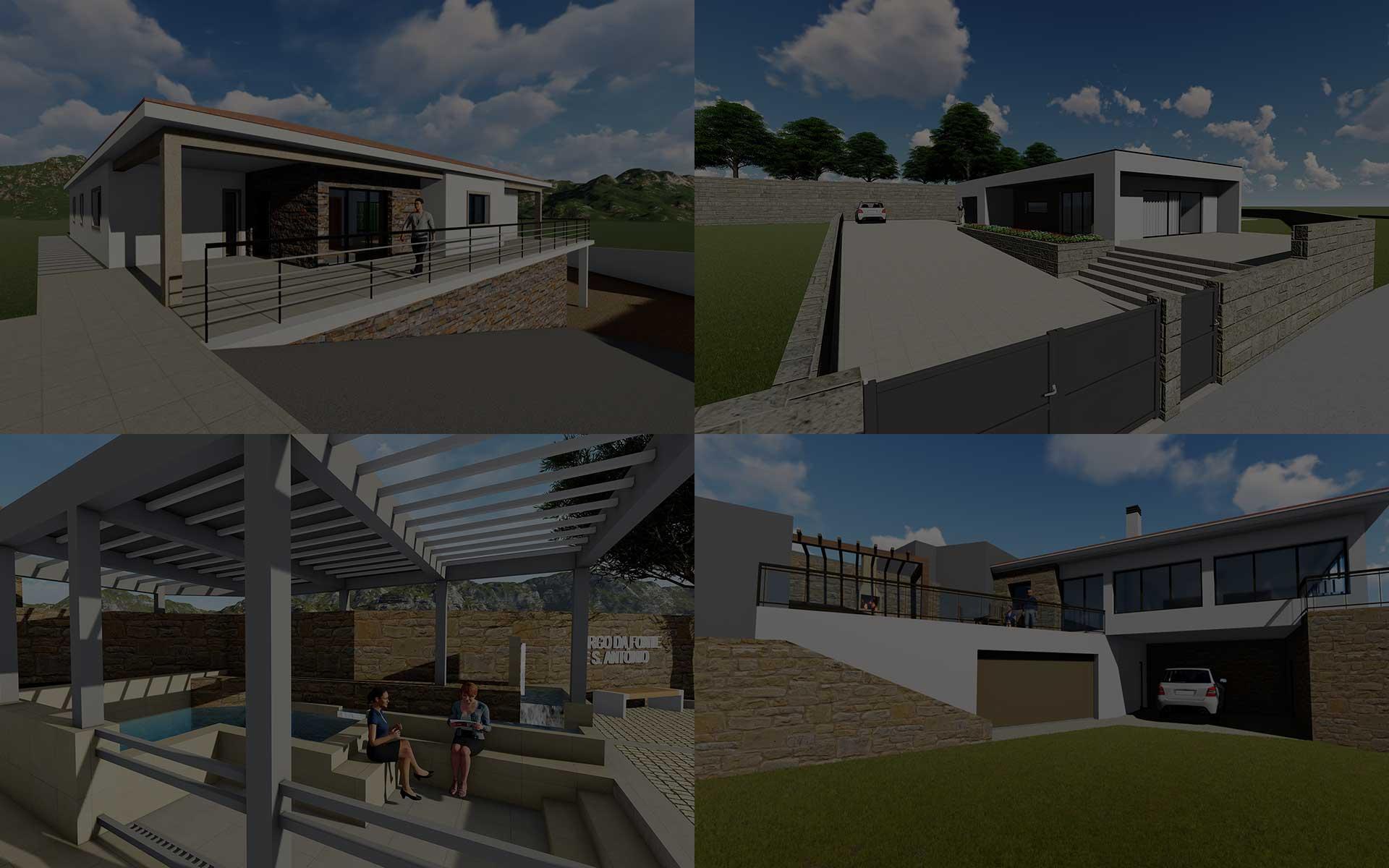 Alguns Projectos